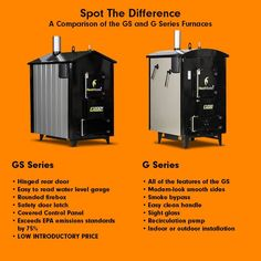 low cost outdoor wood boilers  the heatmaster ss gs-series outdoor wood  furnace stoves
