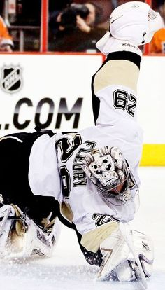 Marc-Andre Fleury--He's the Best goalie in the NHL!!!