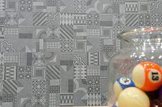 Piase Collection by Emilceramica #emilgroup #tiles #walltiles #surfaces #decoro #piasentina #ceramica #piastrelle #balls #texture #patterns #stoneeffect #stoneinspiration Tiles Texture, Textures Patterns