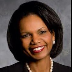 """Condoleezza Rice was born on November 14, 1954 in Birmingham, Alabama. She grew up surrounded by racism in the segregated South, but went on to become the first woman and first African American to serve as provost of Stanford University. In 2001, Rice was appointed national security adviser by President George W. Bush, becoming the first black woman (and second woman) to hold the post,"" www.biography.com"