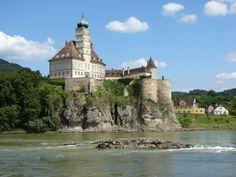 Dica de turismo na Áustria_castelo_Viajando bem e barato