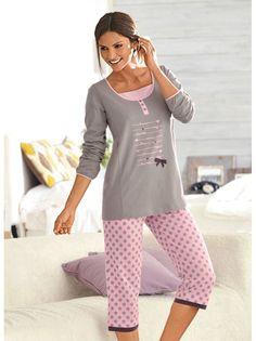 df0fe35eb0 Resultado de imagen para pijamas de mujer de algodon