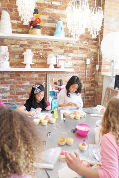 Glam Barbie Baking Birthday Party on Kara's Party Ideas | KarasPartyIdeas.com (6)