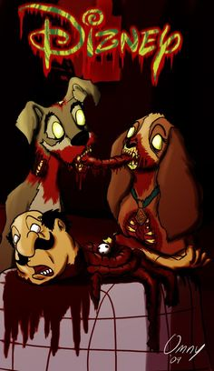 disney horror