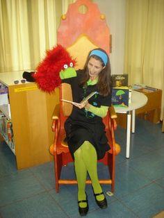 Titiricuento en la Biblioteca Joan Miró de Móstoles, el 20 de enero de 2015. www.bibliotecaspublicas.es/mostoles