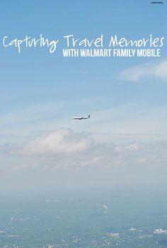 Capture memories while traveling! #FamilyMobile #MobileMemories #ad