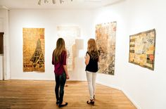 Beyond the National Gallery: Local Artists of DC