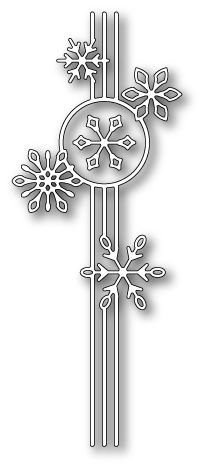 99210 - Snowflake Centerpiece.  This item goes well with 98917