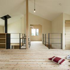 家の真ん中に土間がある家 | 熊本の平屋、注文住宅|ホームパーティ|HOMEPARTY