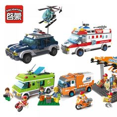 Stacking Blocks, Toy Story 3, Packing Boxes, Retail Box, Toy Sale, Police Cars, Ambulance, Recreational Vehicles, Brick