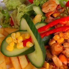 Egy finom Gombás-kukoricás csirkemell ebédre vagy vacsorára? Gombás-kukoricás csirkemell Receptek a Mindmegette.hu Recept gyűjteményében!
