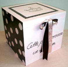 Wooden Baptism/ toy box themed Princesse  at www.happyrooms.gr