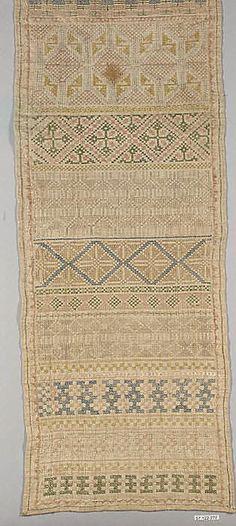 Sampler - 1833 - Spain