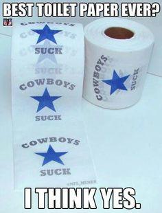 Dallas Cowboys TP.. I think yes hahaha I hate the cowboys!!