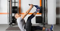 Work all of your major muscles in less than 30 minutes with this routine.