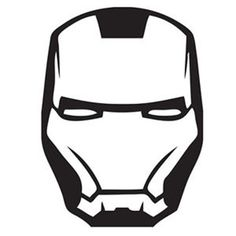 Insignia knight of and tyxgb76aj this for Iron man face mask template