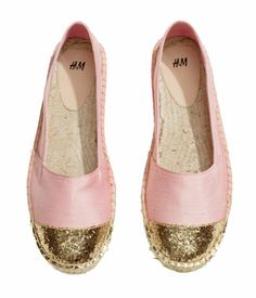 Espandrilles | H&M BE - have to het these!