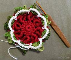 Caminho de mesa passo a passo - www.croche.com (9)