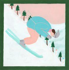 """""""Ski"""" by shohei morimoto, 2013"""