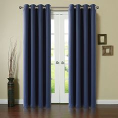 ready made panel drapes 2light absorption noise reduction and energy efficient