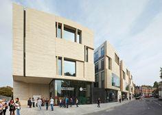 RIBA Stirling Prize 2015 shortlist announced  University of Grenwich