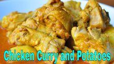 Interesting 75 Chicken curry recipes photos via youtube.com