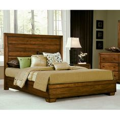 angelo:HOME Chelsea Park Panel Bed Size: California King