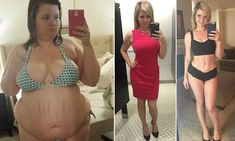 Obese 275lb woman reveals how she shrunk to almost half her size