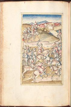 BSB Meisterlin, Sigismundus: Augsburger Chronik - BSB Cgm 213, Augsburg, 1479 - 1481 [BSB-Hss Cgm 213]