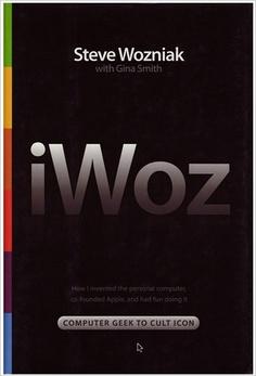 Iwoz  http://www.bogpriser.dk/work-814-iwoz/?pid=278042273    Skrevet af: Gina Smith, Steve Wozniak