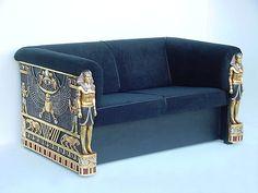 Egyptian Style Sofa
