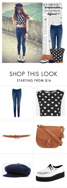 """♥♥"" by irish-eyes-were-smiling ❤ liked on Polyvore featuring Oasis, Topshop, 2b bebe, Fat Face, kangol and T.U.K."