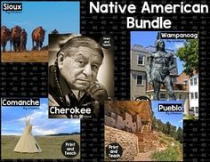 Native American Reading Passages Print and Teach - This bundle will save you a ton of planning time and allow your students to have an engaging learning experience. All you have to do is print and teach. No need to hunt for reading material that aligns with standards.