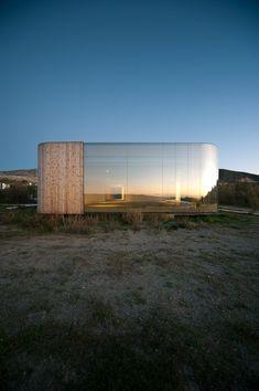 The Non Program Pavilion / Jesús Torres García • Architects: Salobreña, Spain.