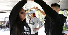 The quinceañera is another youthful casualty of the coronavirus - Los Angeles Times Healthcare News, Baldwin Park, Dance Instructor, Los Angeles County, Black Adidas, Quinceanera, Beauty And The Beast, Brown Hair, Girl Birthday