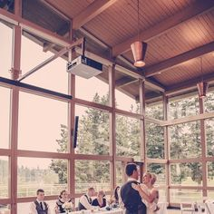 One of my favorite wedding photos, taken in Maple valley at the Lake Wilderness Lodge.