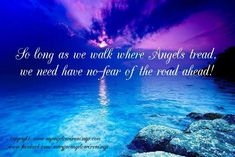 Angel saying, images, quotes   ... and Poems with Beautiful Images - Mary Jac - Angel Quotes - Page 2