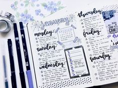 If you're like me, as soon as you heard about bullet journaling, you got extremely excited to start your own. The new organisational method has been taking