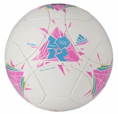 The Albert: Official Match Ball Of The Olympic Games 2012 In London - Footy Headlines