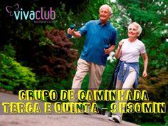 VIVACLUB - TERCEIRA IDADE PORTO ALEGRE, SAÚDE, LAZER, MATURIDADE, ATIVIDADES FÍSICAS, CONVÍVIO.: GRUPO DE CAMINHADA ORIENTADA VIVACLUB