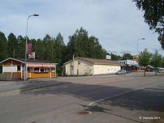 ÄHTÄRIN MAISEMIA - R-kioski ja Siwa.