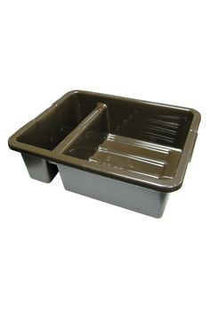 Bac à vaisselle avec compartiments