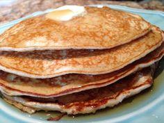 Protein Pancakes - www.TheBarnyardBistro.com