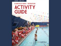 Clarksville Parks and Recreation releases Winter/Spring Activity Guide