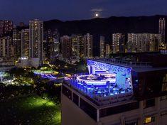 Cocktail party@Pullman The Park Lane Hong-Kong