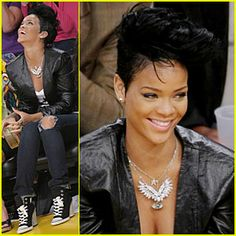 Love Rihanna's hair