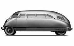 design_history: Stout Scarab :: Travelling Machine :: Rear engine V8  aluminum body