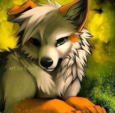 Cute furry, art by Falvie :D