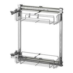 UTRUSTA Výsuvné vnitřní vybavení IKEA
