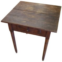 Primitive Table...for games!